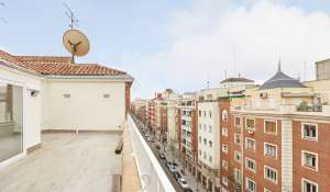 Alquiler Ático Madrid