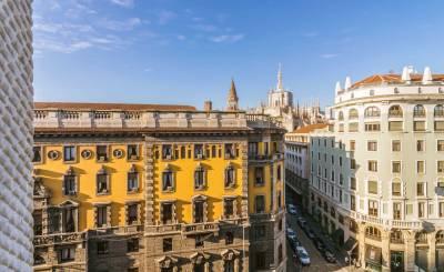 Alquiler Ático Milano