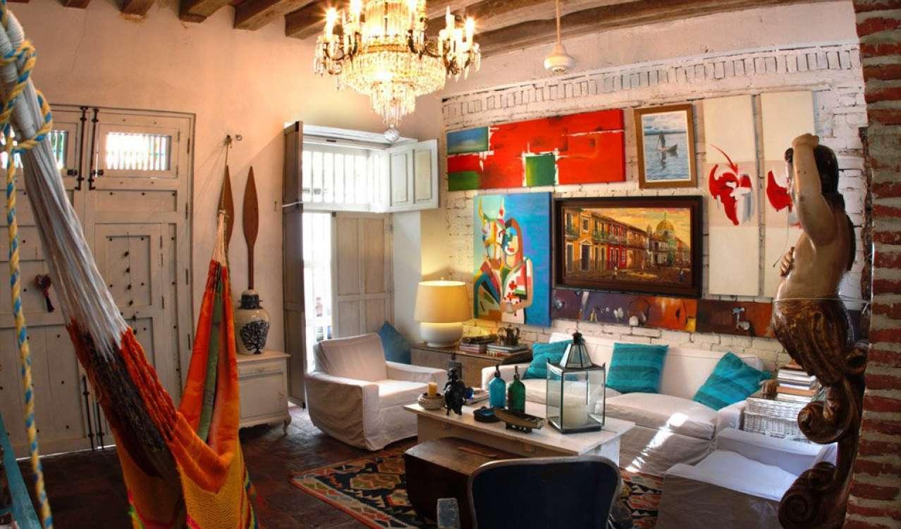 Alquiler Casa Cartagena de Indias