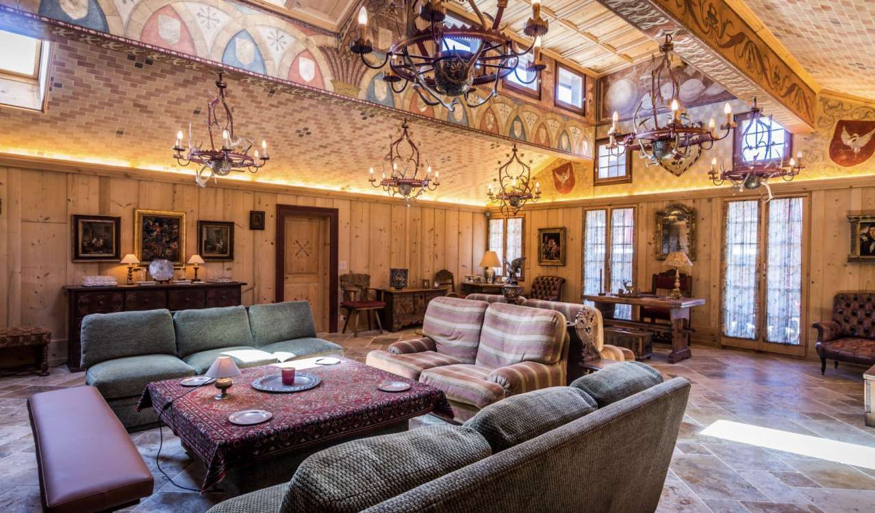 Alquiler Casa Saanen
