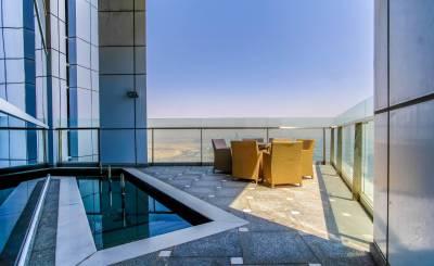 Alquiler Dúplex Dubai Marina