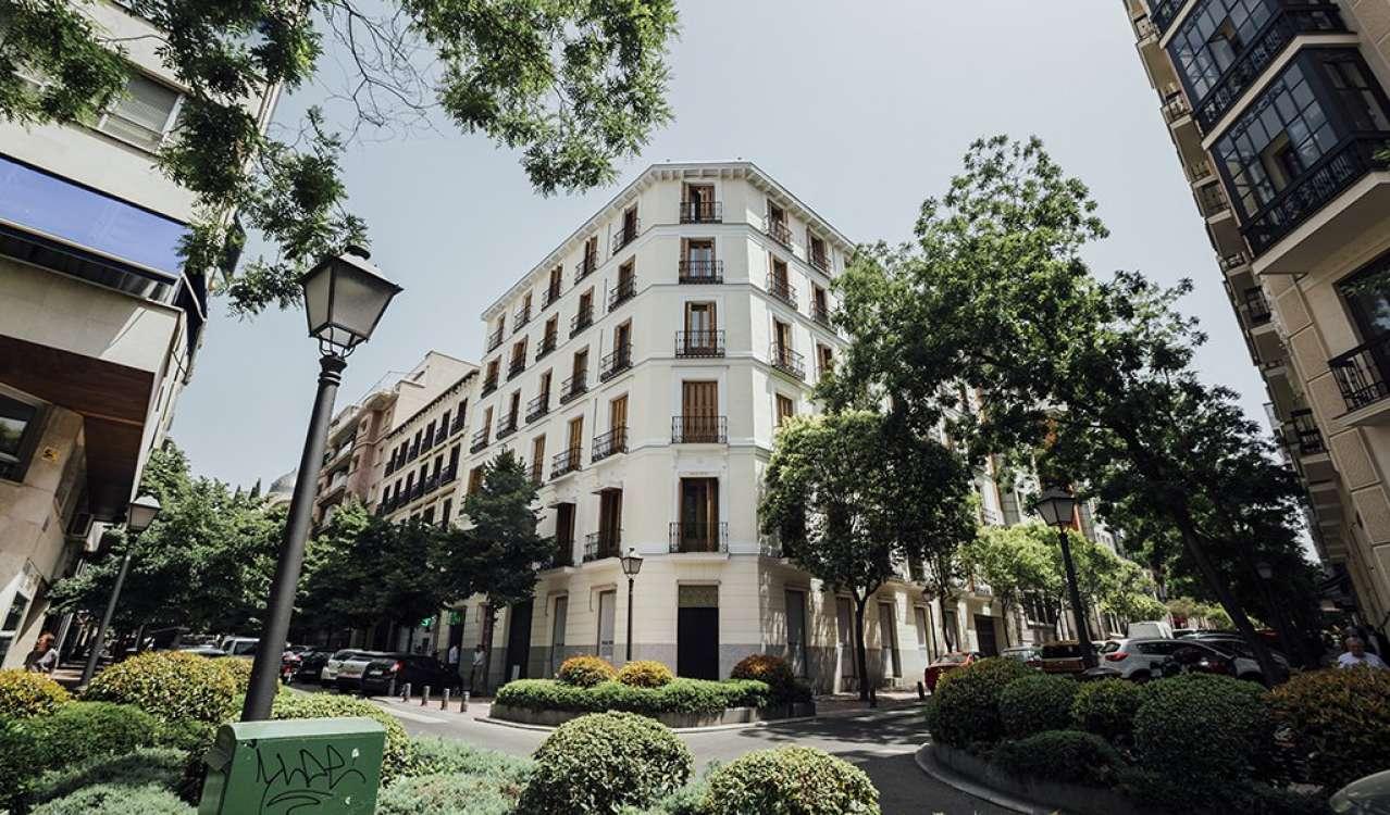 Alquiler Dúplex Madrid