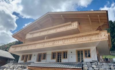 Alquiler Piso Grund bei Gstaad