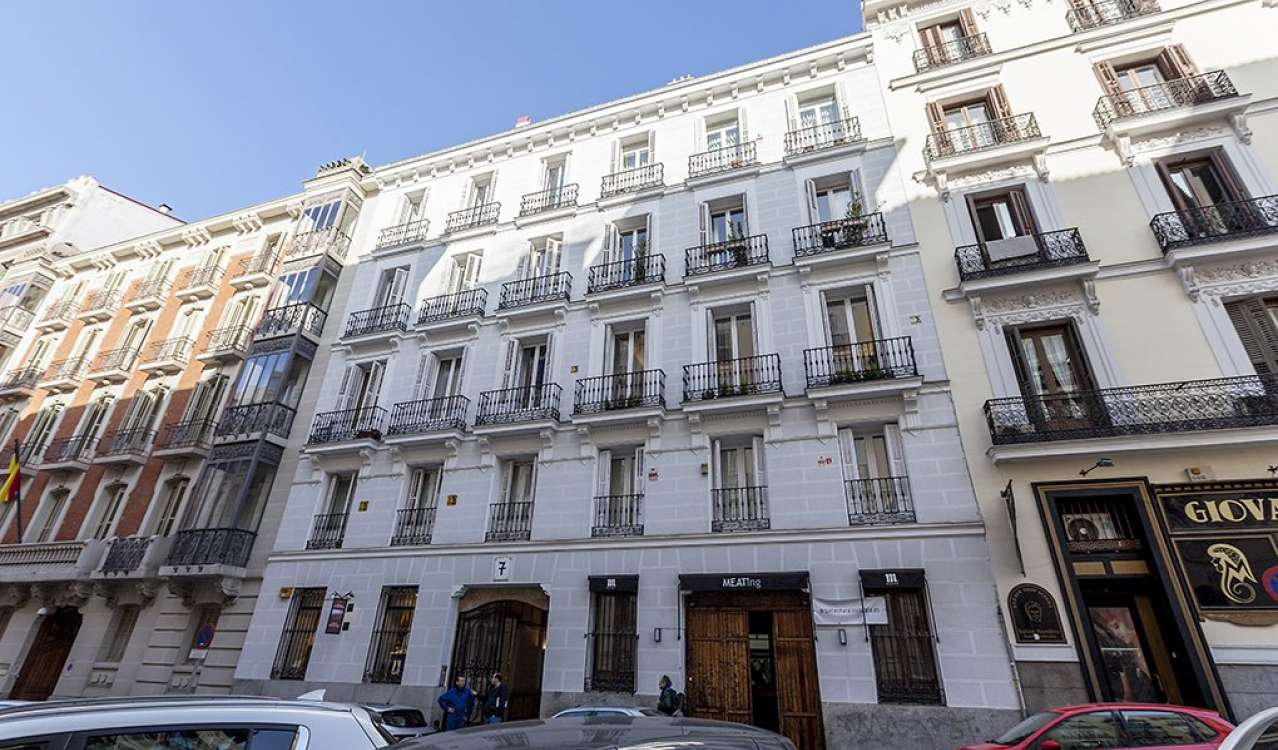 Alquiler Piso Madrid