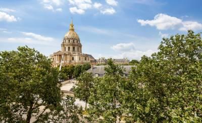 Alquiler Piso Paris 7ème