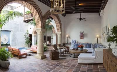 Alquiler por temporada Casa Cartagena de Indias