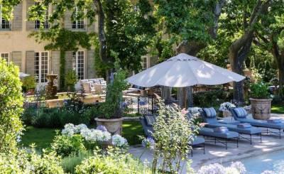 Alquiler por temporada Casa de campo Aix-en-Provence