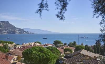 Alquiler por temporada Casa de pueblo Saint-Jean-Cap-Ferrat