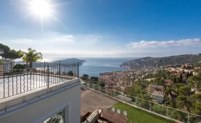 Alquiler por temporada Casa Villefranche-sur-Mer