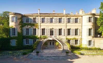 Alquiler por temporada Castillo Les Baux-de-Provence