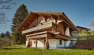 Alquiler por temporada Chalet Gstaad
