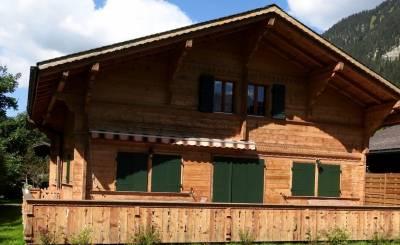 Alquiler por temporada Chalet Lauenen bei Gstaad