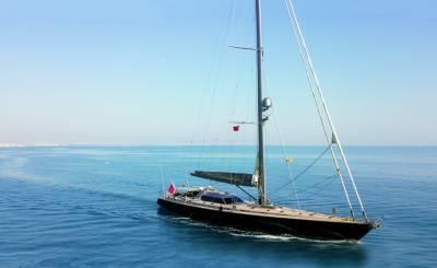 Alquiler por temporada Embarcación a vela Saint-Tropez