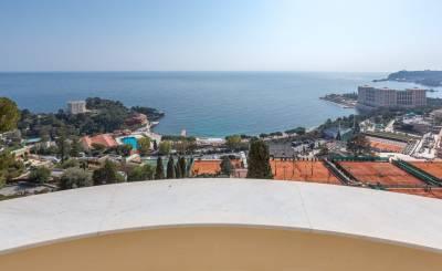 Alquiler por temporada Piso Roquebrune-Cap-Martin