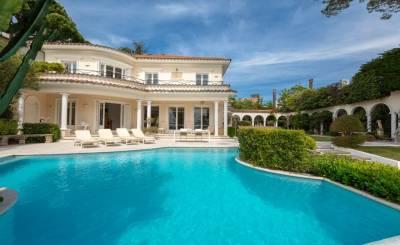 Alquiler por temporada Villa Cap d'Antibes