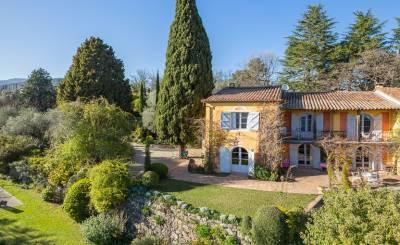 Alquiler por temporada Villa Châteauneuf-Grasse