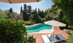 Alquiler por temporada Villa Mougins