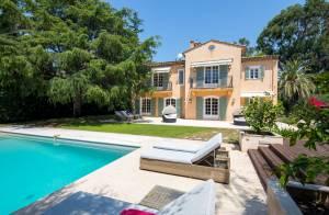 Alquiler por temporada Villa Saint-Jean-Cap-Ferrat