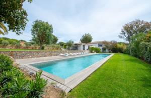 Alquiler por temporada Villa Saint-Tropez