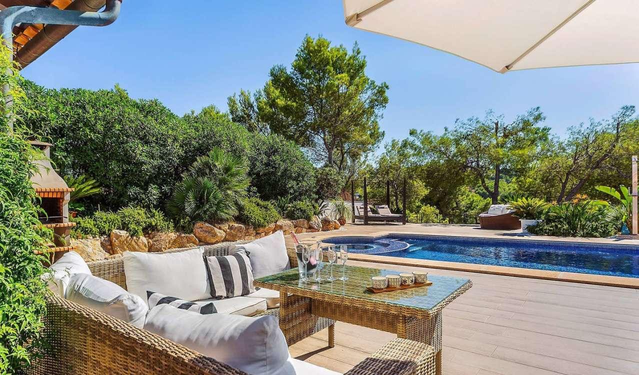 Alquiler Villa Costa de la Calma
