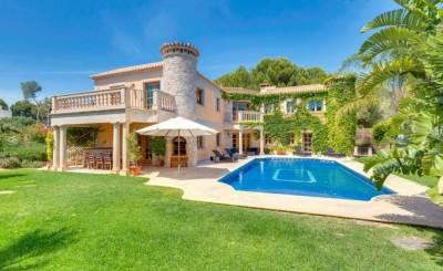 Alquiler Villa Sol de Mallorca