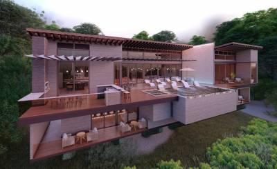 Nueva construcción Choza Punta Canoa