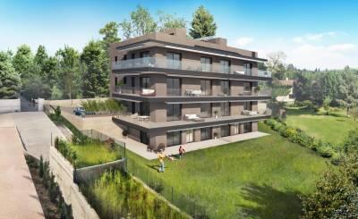 Nueva construcción Conjunto inmobiliario Genève