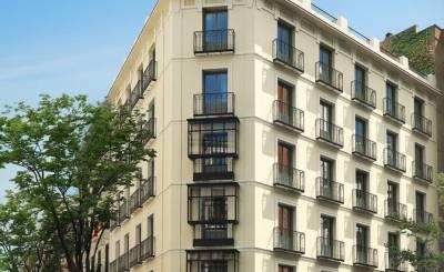Nueva construcción Entregado Madrid
