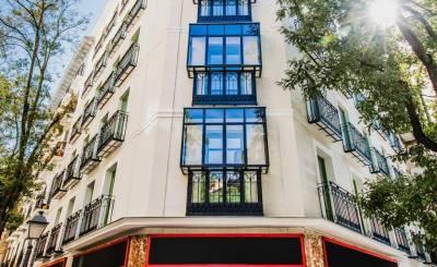 Nueva construcción Entrega el 10/21 Madrid