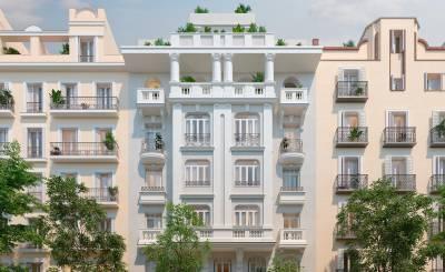 Nueva construcción Entrega el 12/21 Madrid