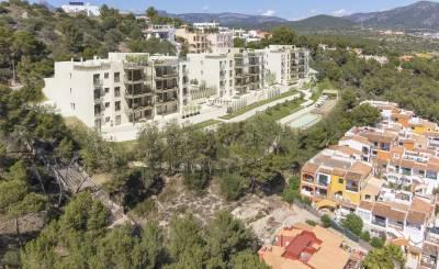 Nueva construcción Conjunto inmobiliario Santa Ponsa