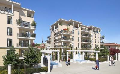 Nueva construcción Entrega el 10/23 Aix-en-Provence