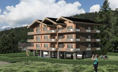 Nueva construcción Piso Crans-Montana