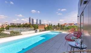 Nueva construcción Piso Madrid