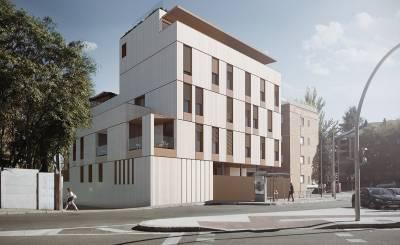 Nueva construcción Entrega el 09/21 Madrid