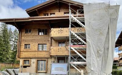Nueva construcción Entregado Saanenmöser