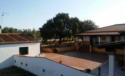 Venta Casa solariega Cáceres