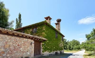 Venta Casa solariega Segovia