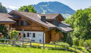 Venta Chalet Gstaad