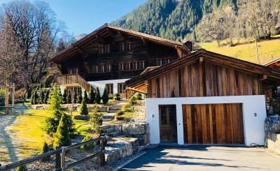 Venta Chalet Gsteig bei Gstaad