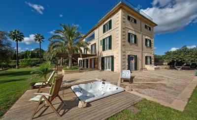 Venta Palacete Palma de Mallorca