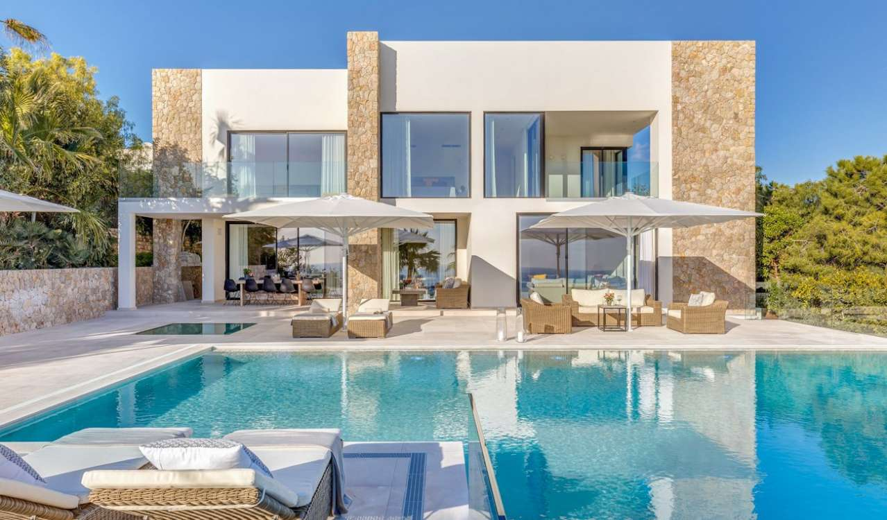Venta Villa Bendinat