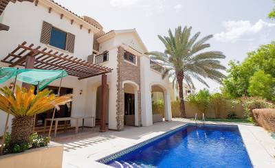 Venta Villa Jumeirah Golf Estate